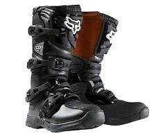 2016 Fox Racing Youth Boys MX ATV Offroad Motocross Comp 3 Boots Black