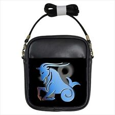 Capricorn Zodiac Symbol - Messenger, Sling, or School Bag -Wx4169