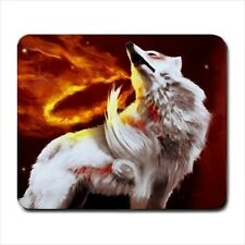 Brave Wolf - Mousepads or Coasters (8 Styles) -BB4177