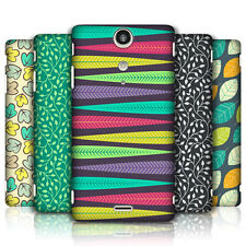 HEAD CASE DESIGNS LEAF PATTERNS 2 CASE COVER FOR SONY XPERIA TX LT29i