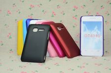 Ultra-thin Hard Back Cover Case Skin For Alcatel One Touch T'Pop OT-4010
