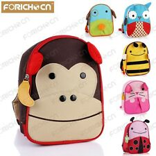 Hot Toddler Children Safety backpack Harness Reins With Insulated Lunch Bag3 in1