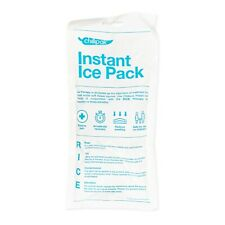 Koolpak Sports Injury Cramp Stitch Instant Ice Packs (20-160 Pack) (Disposable)