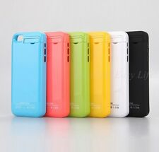 4200mAh Portable Backup Battery Charger Case For iPhone 5 5s 5c IOS 8.1