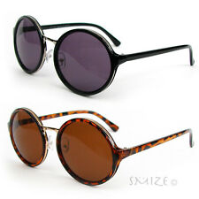 New Round Glasses Cyber Goggles Vintage Retro Style Man or Women's Sunglasses