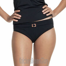 Fantasie Swimwear Seattle Control Bikini Briefs/Bottoms Black 5012 Select Size