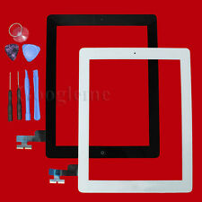Touch Screen Glass Digitizer + Home Button for iPad 2 A1395 A1397 A1396