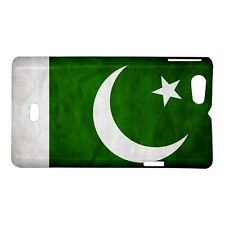 Pakistan Grunge Flag - Hard Case for Sony Xperia (8 Models)-CD4732