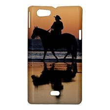 Horse Sunset - Hard Case for Sony Xperia (8 Models)-CD4515