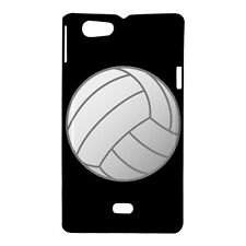 Volleyball Picture Design - Hard Case for Sony Xperia (8 Models)-CD5046