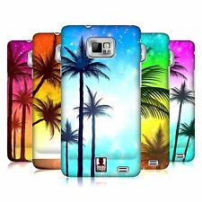 HEAD CASE DESIGNS SUMMER SILHOUETTES CASE COVER FOR SAMSUNG GALAXY S2 II I9100