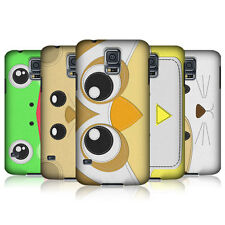 HEAD CASE DESIGNS ANIMAL PATCHES SERIES 1 BACK CASE FOR SAMSUNG GALAXY S5