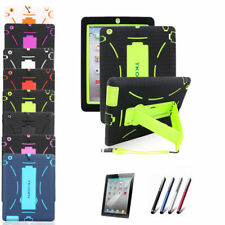 Shockproof Re-Survivor Military Duty Case Cover For Apple iPad 2 3 4 &Mini &Air