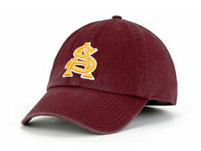 Arizona State Sun Devils NCAA Franchise Hat Cap Lid University Maroon ASU AS AZ