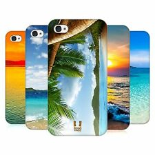 HEAD CASE DESIGNS BEAUTIFUL BEACHES CASE COVER FOR APPLE iPHONE 4 4S
