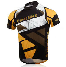 INBIKE Cycling Sports Jersey Bicycle Wear Clothing Short Sleeves Shirt Top M-XXL