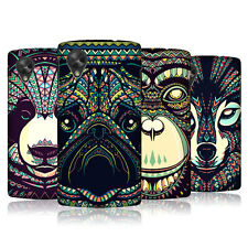 HEAD CASE AZTEC ANIMAL FACES 3 HARD BACK CASE COVER FOR LG GOOGLE NEXUS 5 D821