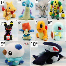 Pokemon Plush Doll Vivid  Cute Toy Gift for