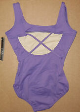 NWT Body Wrappers Dance Ballet Amethyst Tank Leotard Ladies Sizes # P826
