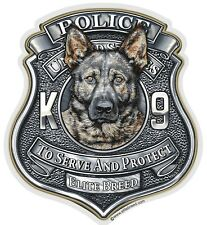 Elite Breed K9 Reflective Decal