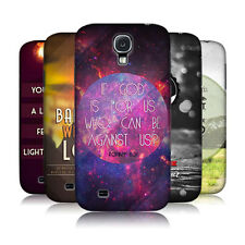 HEAD CASE CHRISTIAN TYPOGRAPHY SERIES 1 BACK CASE FOR SAMSUNG GALAXY S4 I9500