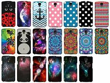 For LG Volt LS740 F90 Snap On Protector Rubberized Hard Cover Phone Case