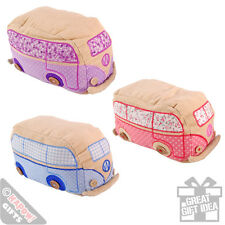 Novelty Door Stops - VW Campervan Shabby Chic Doorstop Vintage Look Cool Camper