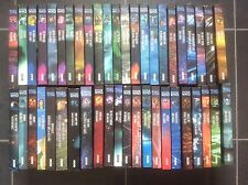 DR WHO BBC NOVEL BOOKS - EIGHTH DOCTOR TARGET 1998  + MORE - 46 AVAILABLE