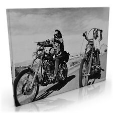 EASY RIDER FILM CANVAS PRINT WALL ART PICTURE A3 A2 A1 A0
