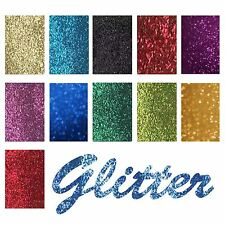 1KG Bulk Pack Premium Glitter Power Dust Craft Nail Art glass cover