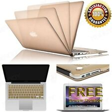Hard Rubberized Case+Keyboard Cover for Mac Macbook Air 11 Pro 12 13 inch Retina