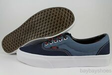 VANS ERA TRI-TONE TOTAL ECLIPSE NAVY BLUE/DARK SLATE GRAY/WHITE/BLACK MENS SIZES