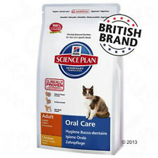 Dry Food Hills Science Plan Adult Cat Oral Care - Chicken - Best prices!