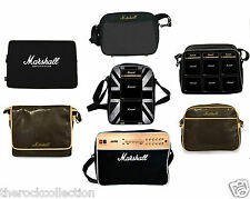 Official Marshall AmplificationShoulder Messenger Bags and Laptop sleeve Cases