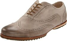 Sorel Brogue Men's Leather Dress Shoes NEW NIB Fossil Color Wing Tips FREE SHIP