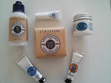 Loccitane Shea Butter Shower Cream/Body Cream/Hand Cream/Soap or Balm New