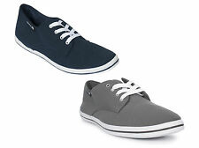 Trespass Tommy Mens Beach Summer Casual Canvas Shoes Trainers