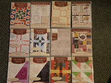 Anita Goodesign Quilting Collection- Titles Q-Z  Your choice of one collection