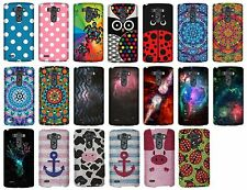 For LG G3 D850 D851 LS990 VS985 (2014) Protector Hard Cover Snap On Phone Case
