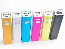 2600mAh Portable USB External Mobile Battery Charger for iPhone 4 4S Power Bank