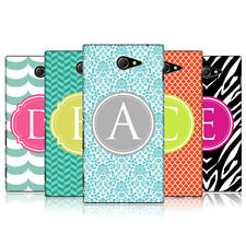 HEAD CASE DESIGNS LETTER CASES CASE COVER FOR SONY XPERIA M2