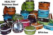 Lunch box,stainless steel,thermal,BPA-free,kids lunch box,bento, tiffin, thermos