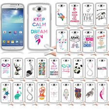 For Samsung Galaxy Mega 5.8 I9152 Case Flexible Bendable TPU Soft Cover Elephant