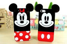 HOT! DISNEY MICKEY MINNIE MOUSE TPU Silicone Rubber Case Cover For iphone5,5S
