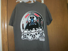 Angry Birds Star Wars Darth Bird and Storm Pigs T-shirt NWT Sz 8