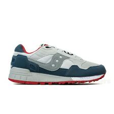 Saucony Shadow 5000 (Grey/Red) Men's Shoes SZ (7-13) S70033-63