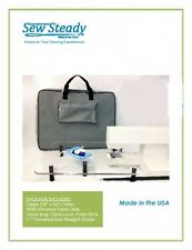 BERNINA Activia 131 Sew Steady Pieceful Extension Table Package- Extension Table