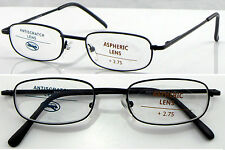 VERY STYLISH METAL READING GLASSES 1.0 1.5 2.0 2.5 3.0 FROM £1.19 A PAIR