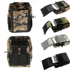 Universal Army Waterproof Bag for Mobile Phone Belt Cover Holster Pouch Case