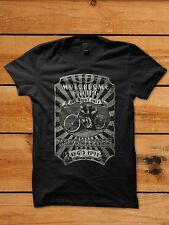 Board Track Racer Motorcycle Cafe Racer Bike Hot rod Rockabilly Shirt Creepshow